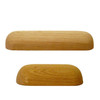 Wooden Oak Desk Handle