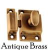 Antique Brass Heavy Duty Cabinet Latch