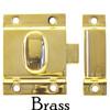 Brass Heavy Duty Cabinet Latch