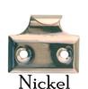 Nickel Hook lift for Sash Windows