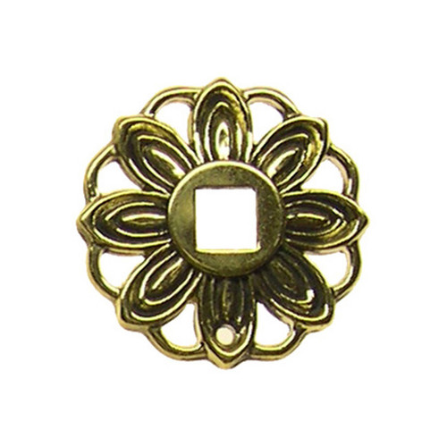 Daisy Back Plate for Pendant Pull