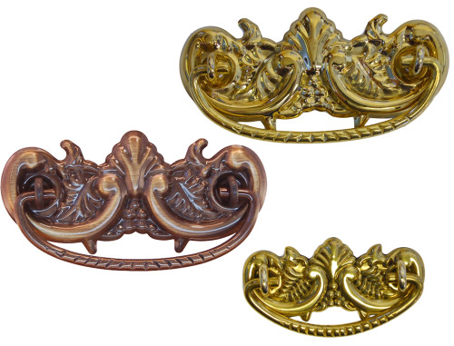 Drawer Pull, Victorian