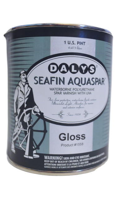 Daly's SeaFin AquaSpar Varnish