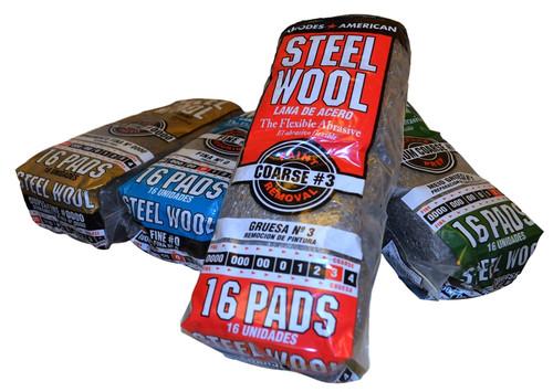 Rhodes American Steel Wool Pad