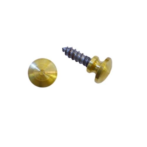 Tiny Small Brass Knob