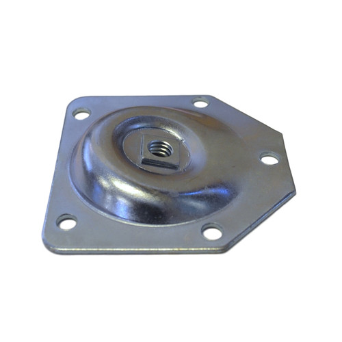Angled Leg Clinch Nut Plate