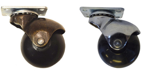 Hooded Ball Caster