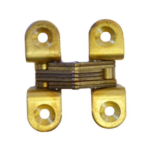Invisible Brass Hinge