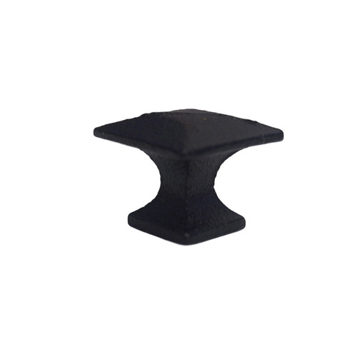 Square Cast Iron Knob