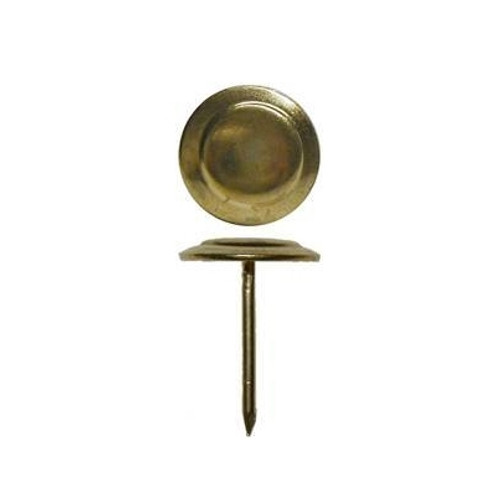 Large Brass Decorative Nail for Antique Steamer Trunks