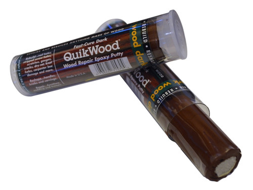 QuikWood Epoxy Putty
