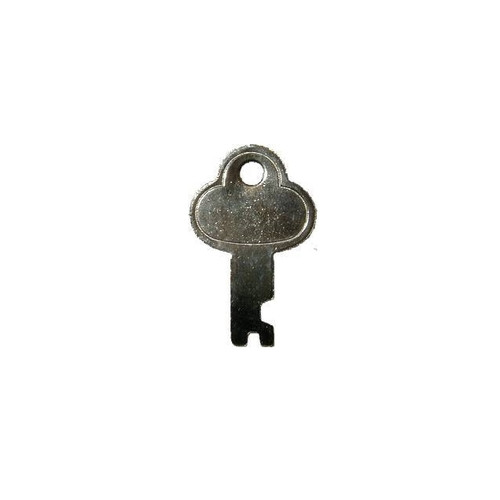 Replacement Key for Reproduction Trunk Lock