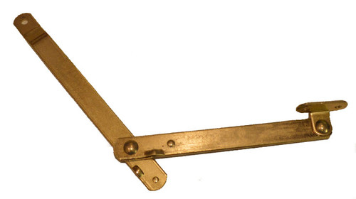 Brass Desk Lid Support