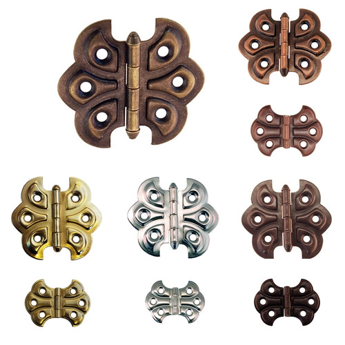 Butterfly Hinges