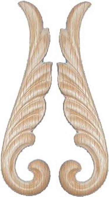 Veneer wood Appliqué