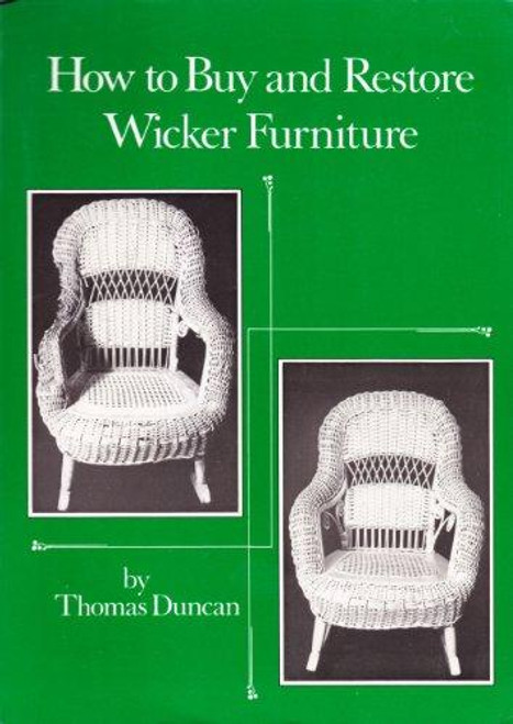 How to Buy and Restore Wicker Furniture