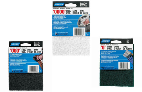 Synthetic Steel Wool Pads
