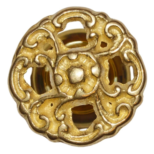 Brass Cabinet Drawer Knob