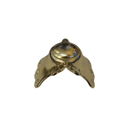 Brass Trunk Knee Clamp