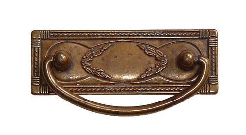Arts & Crafts Style Drawer Pull