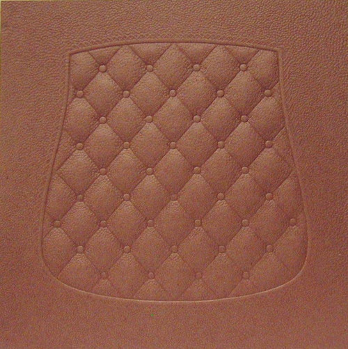 Replacement Fiber Seat Board Tufted Squared Shape