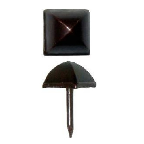 Medium Square Pyramid Decorative Upholstery Tack Nail