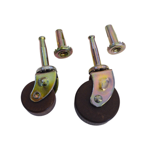 Wood Furniture Casters