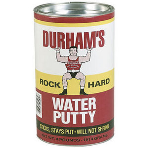 Durham's Water Putty Wood Filler
