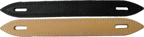 Leather Trunk Handle with Pointed Ends