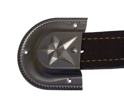 Steel Trunk handle Cap