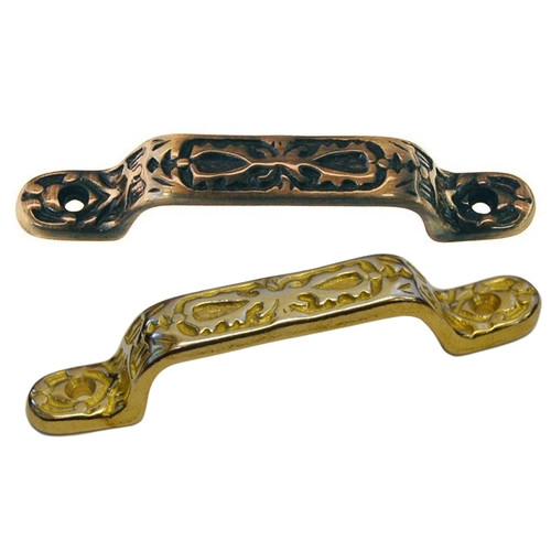 Ornate Victorian Cabinet Handle