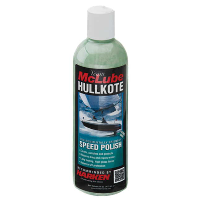 Harken Hullkote Speed Polish-Pint
