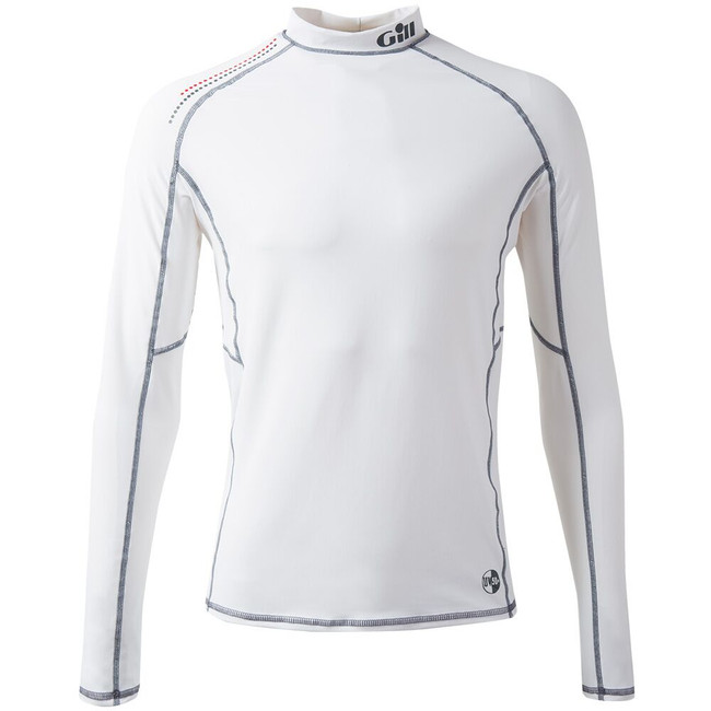 Gill Junior Pro Rash Vest - Long Sleeve