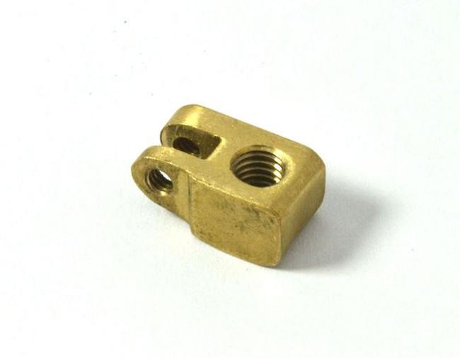 M2.2 Wand Adj Brass Nut