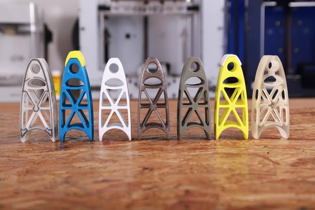 3D Printed Cams Individual