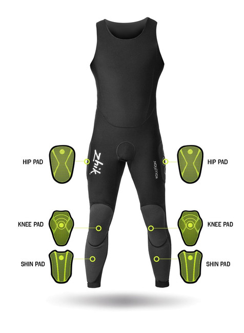 Zhik Kollition MicroFleece Skiff Suit