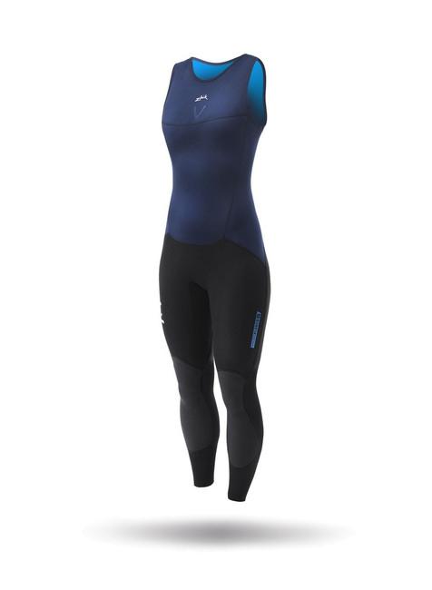 Zhik womens MICROFLEECE V skiff suit