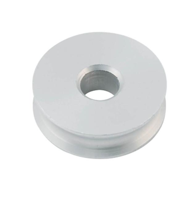 Allen 28mm Plain Bearing Aluminium Sheave