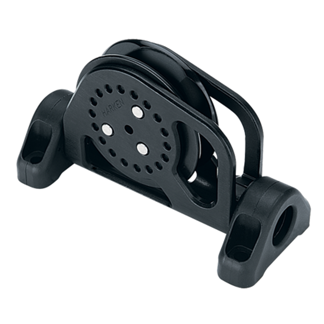 Harken 57mm Carbo Ratchamatic Flip Flop Block