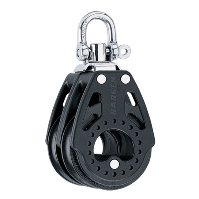 Harken 57mm Double Carbo Block