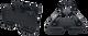 NOVASAIL Mast bracket PRO series 'W' shape