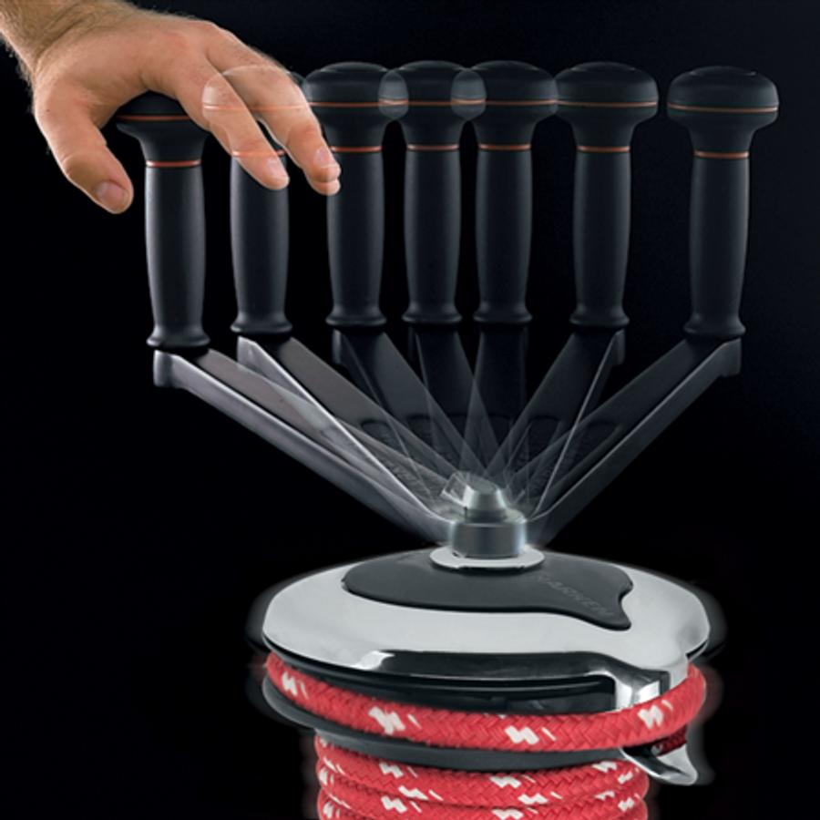 """Harken 10"""" Lock-In Alum SpeedGrip Winch Handle"""