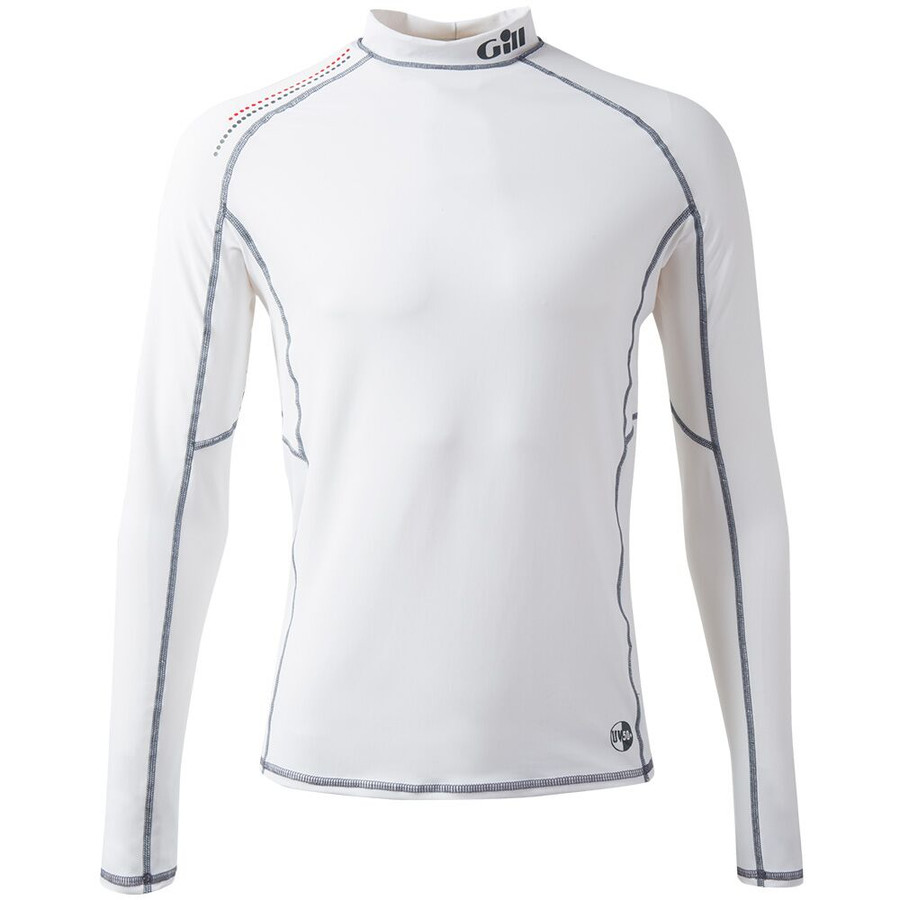 Gill Men's Pro Rash Vest - Long Sleeve
