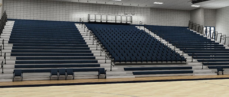 3D rendering or gym remodeling