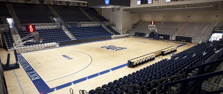 Gymnasium seating