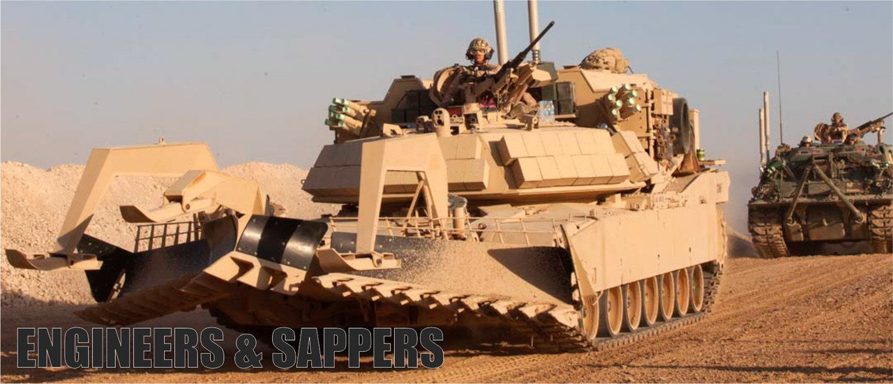 Engineers and Sappers