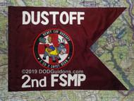 Custom DUSTOFF Guidon