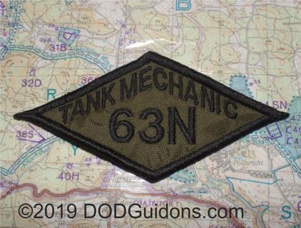 63N TANK MECHANIC DIAMOND
