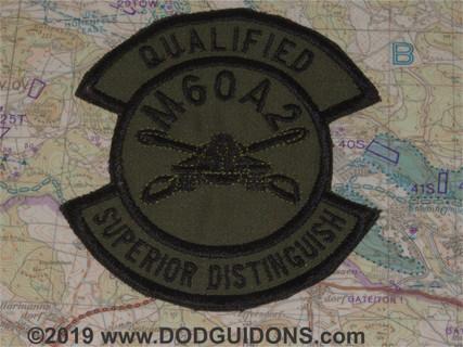 M60A2 QUALIFIED SUPERIOR DISTINGUISH