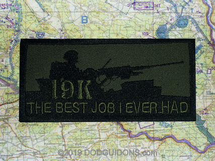 19K The Best Job I ever had